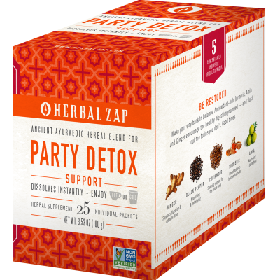 Party Detox 25ct Mock Up