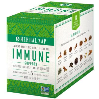 Immune 25pk sq