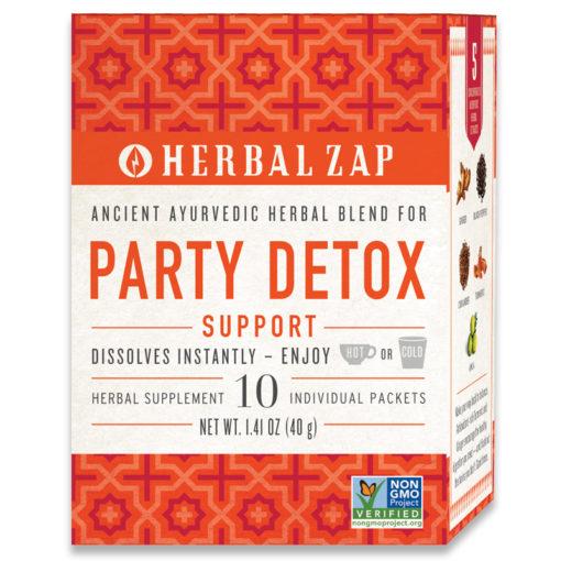 Party Detox 10 sq